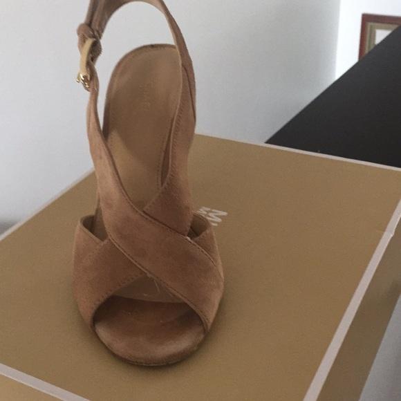 Michael Kors Shoes - Sandals suede